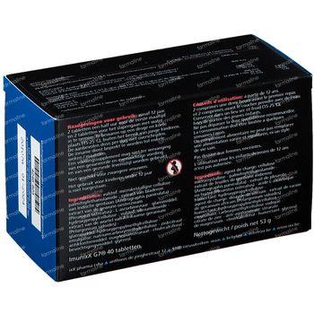 ImunixX G7 40 tabletten