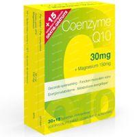 Coenzyme Q10 30mg + Magnesium +15 Tabletten GRATIS 45  tabletten