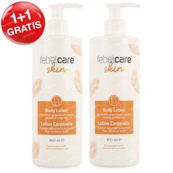 Febelcare Skincare Body Lotion 1+1 GRATIS 2x400 ml