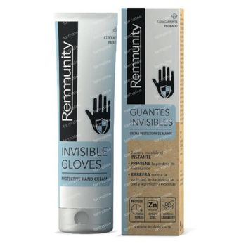 Remmunity Invisible Gloves 100 ml