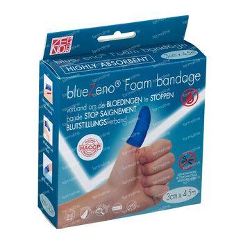 Bluezeno Foam Schuimverband 3cmx4,5m 1 stuk