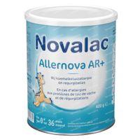 Novalac Allernova AR+ Nouveau Modèle 400 g