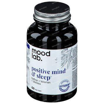 Moodlab Positive Mind & Sleep 60 capsules