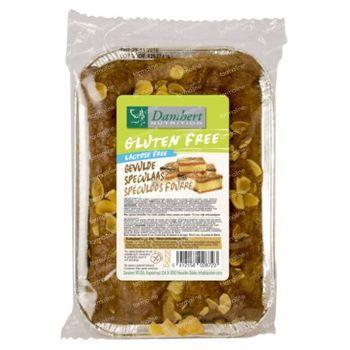 Damhert Gevulde Speculaas Glutenvrij 225 g