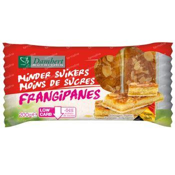 Damhert Minder Suikers Frangipanes 200 g
