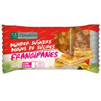 Damhert Moins de Sucres Frangipanes 200 g