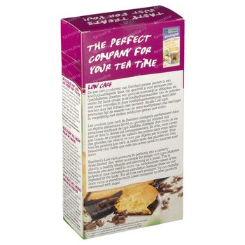 Damhert Sprits Chocolat Low Carb 120 g