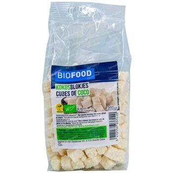 Biofood Kokosblokjes Bio 200 g