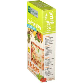 Damhert Gluten Free Lasagna Lactose Free 250 g