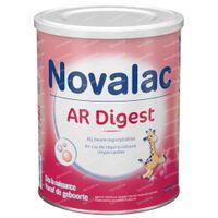 Novalac AR Digest Nouvelle Formule 800 g