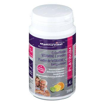 Mannavital Vitamine C Platinum Gebufferd 60 capsules