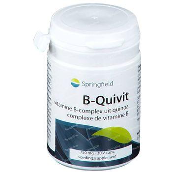 Springfield B-Quivit 30 capsules