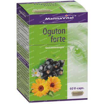 Mannavital Oguton Forte 60 capsules