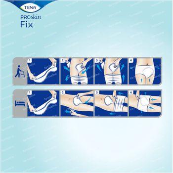 TENA ProSkin Fix Stretchbroekjes 4XL 5 slips