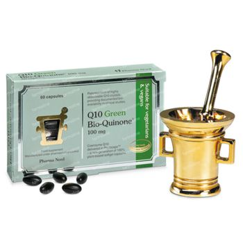 Pharma Nord Q10 Green Bio-Quinone 100mg 60 capsules