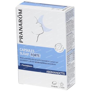 Pranarôm Forte Sommeil 30 capsules