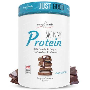 QNT Easy Body Skinny Protein Belgian Chocolate 450 g