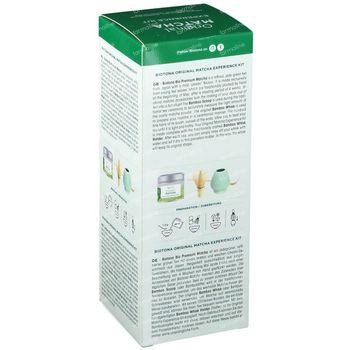Biotona Original Matcha Experience Kit Green 1 set
