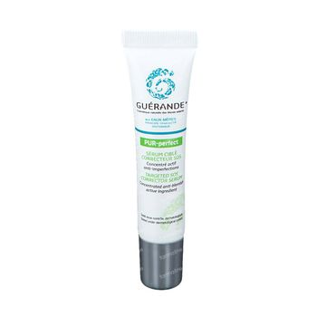 Guérande PUR-Perfect Targeted SOS Corrector Serum Bio 15 ml