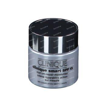 Clinique Smart Custom-Repair Moisturizer SPF15 Dry to Combined Skin Voordeelverpakking 75 ml