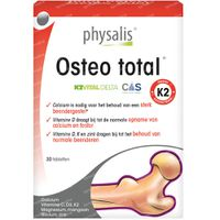 Physalis Osteo Total Nieuwe Formule 30  tabletten