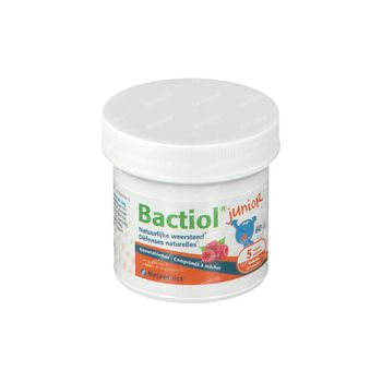 Bactiol Junior Nieuwe Formule 60 kauwtabletten