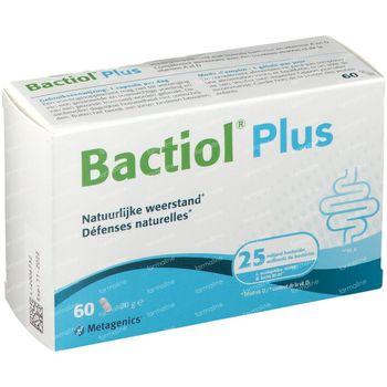 Bactiol Plus Nieuwe Formule 60 capsules