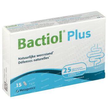 Bactiol Plus Nieuwe Formule 15 capsules