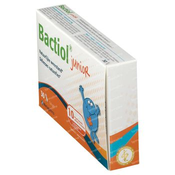 Bactiol Junior Nieuwe Formule 30 capsules