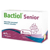 Bactiol Senior Nieuwe Formule 60  capsules