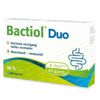 Bactiol Duo Nieuwe Formule 30 capsules