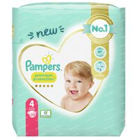 Pampers Premium Protection Taille 4 24 pièces