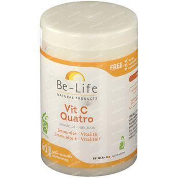 Be-Life Vit C Quatro 60 capsules