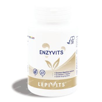 Lepivits Enzyvits 30 capsules