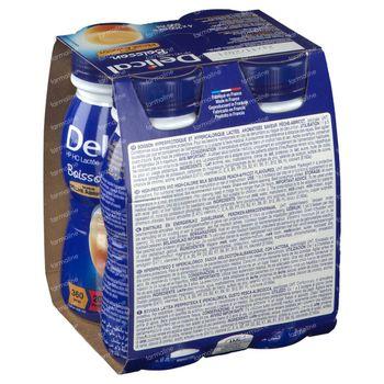 Delical Melkdrank HP-HC Perzik - Abrikoos 360kcal 4x200 ml