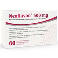 Neoflavon® 500mg 60  tabletten