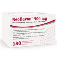 Neoflavon® 500mg 180  tabletten