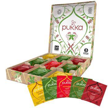 Pukka Herbs Active Box 1 set