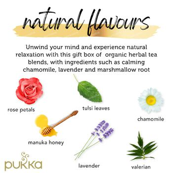 Pukka Herbs Relax Box 1 set