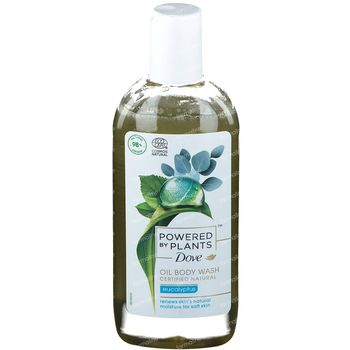 Dove Powered by Plants Oil Body Wash Eucalyptus 250 ml
