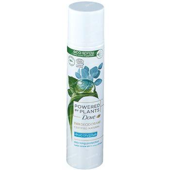 Dove Powered by Plants 24h Deodorant Eucalyptus 75 ml