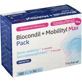 Biocondil + Mobilityl Max DUO 180+90 comprimés