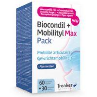 Biocondil + Mobilityl Max DUO 60+30  comprimés
