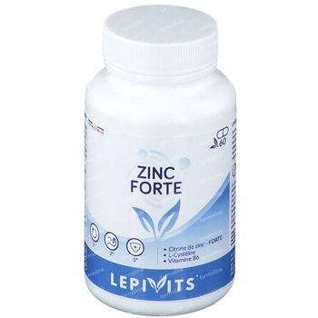 Lepivits Zink Forte 60 tabletten