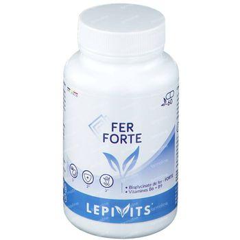 Lepi Vits IJzer Forte 60 tabletten