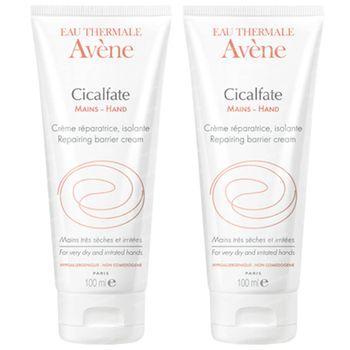 Avène Cicalfate Handcrème DUO 2x100 ml
