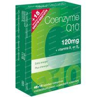 Revogan Coenzyme Q10 120mg + 15 Comprimés GRATUITEMENT 45+15  comprimés