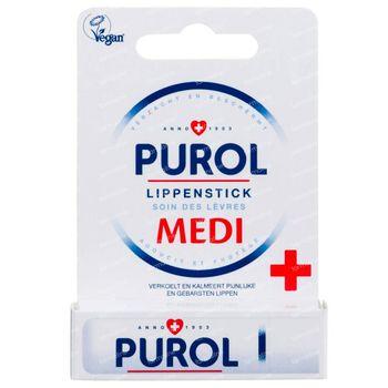 Purol Stick Medi Plus Lèvres Gercées 5 ml
