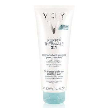 Vichy Pureté Thermale 3-in-1 Make-up Reiniger Verlaagde Prijs 300 ml