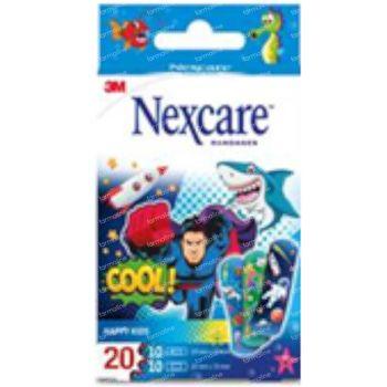 Nexcare Happy Kids Cool 20 pleisters